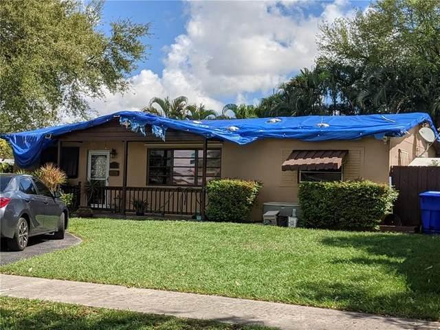 351 N 68th Ter, Hollywood, FL 33024 (MLS #F10273339) :: Green Realty Properties