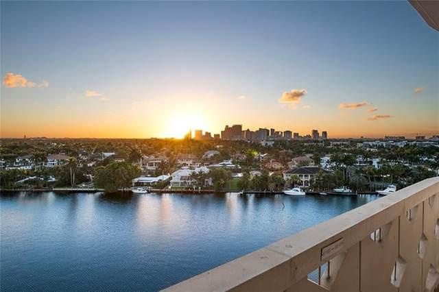 333 Sunset Drive #804, Fort Lauderdale, FL 33301 (#F10273357) :: The Rizzuto Woodman Team
