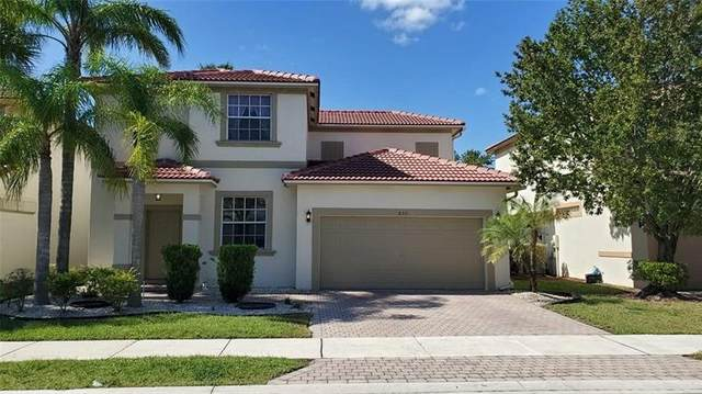 850 NW 126th Dr, Coral Springs, FL 33071 (MLS #F10273364) :: Castelli Real Estate Services