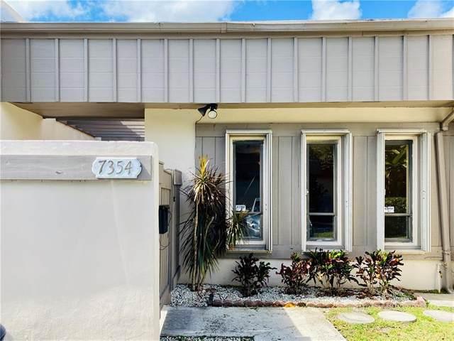 7354 SW 106th Ct #7354, Miami, FL 33173 (MLS #F10273366) :: Castelli Real Estate Services