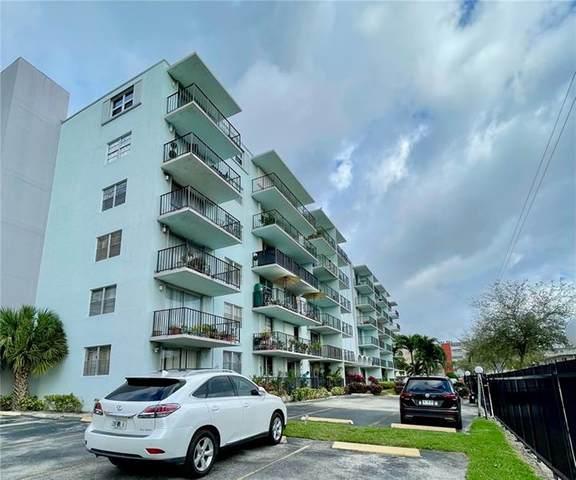 12500 NE 15th Ave #607, North Miami, FL 33161 (MLS #F10273385) :: Laurie Finkelstein Reader Team