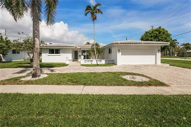 2191 NE 59th Ct, Fort Lauderdale, FL 33308 (MLS #F10273389) :: Berkshire Hathaway HomeServices EWM Realty