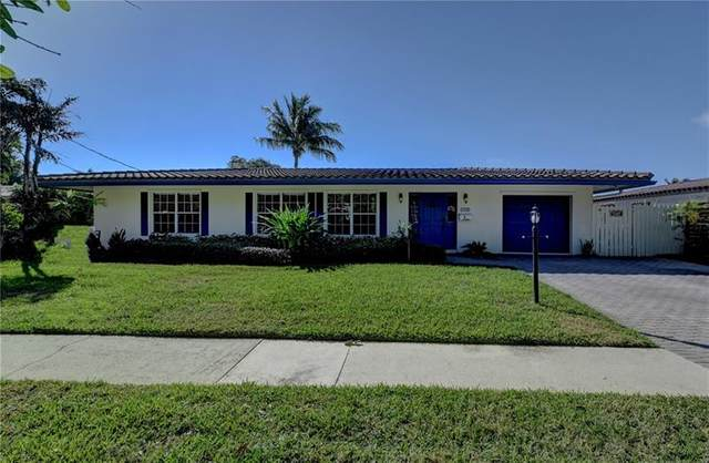 2320 NE 49th St, Lighthouse Point, FL 33064 (MLS #F10273396) :: Castelli Real Estate Services