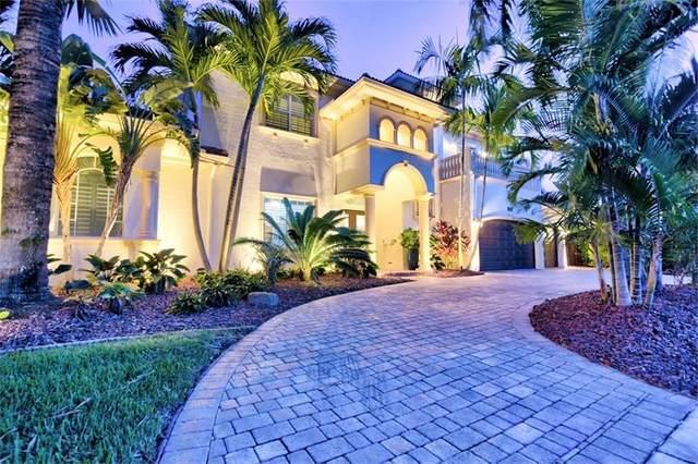 1008 N Mandarin Isle, Fort Lauderdale, FL 33315 (MLS #F10273415) :: Berkshire Hathaway HomeServices EWM Realty