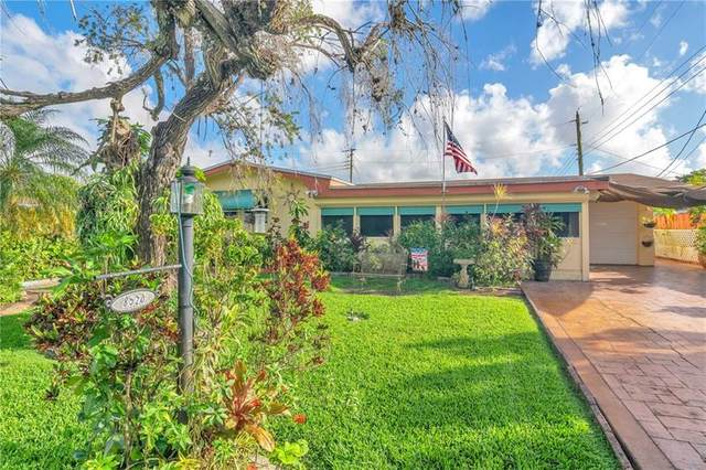 8520 NW 12th St, Pembroke Pines, FL 33024 (MLS #F10273416) :: Castelli Real Estate Services