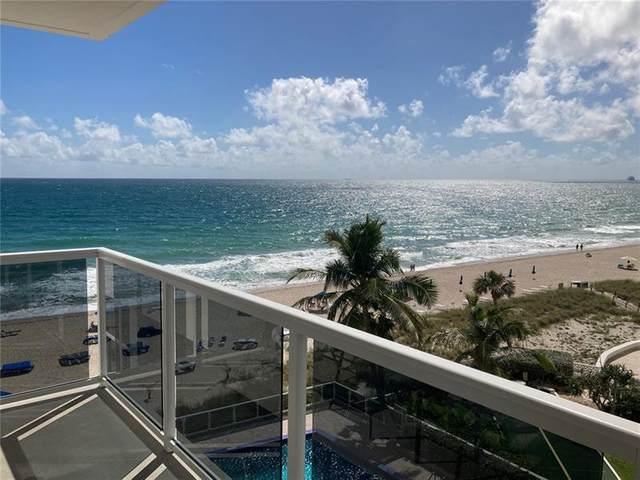 3700 Galt Ocean Dr #507, Fort Lauderdale, FL 33308 (MLS #F10273437) :: Dalton Wade Real Estate Group