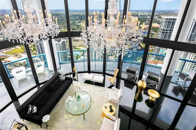 333 Las Olas Way #4202, Fort Lauderdale, FL 33301 (MLS #F10273461) :: Castelli Real Estate Services