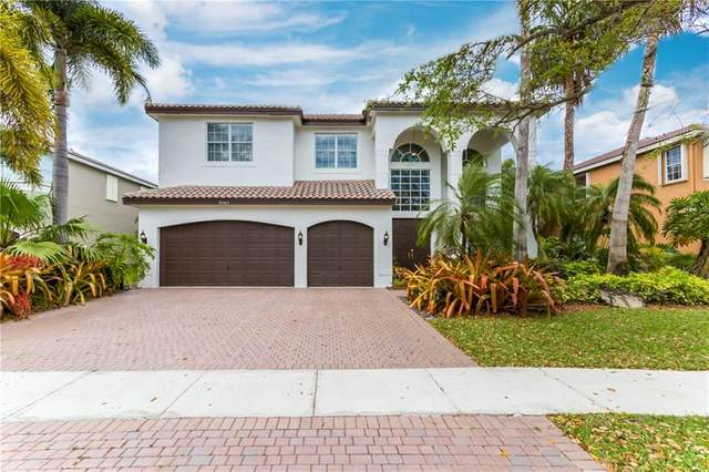 19303 SW 39th St, Miramar, FL 33029 (MLS #F10273524) :: The Jack Coden Group