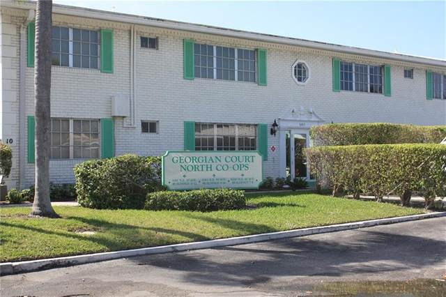 6263 NE 19th Ave #1003, Fort Lauderdale, FL 33308 (MLS #F10273553) :: Berkshire Hathaway HomeServices EWM Realty
