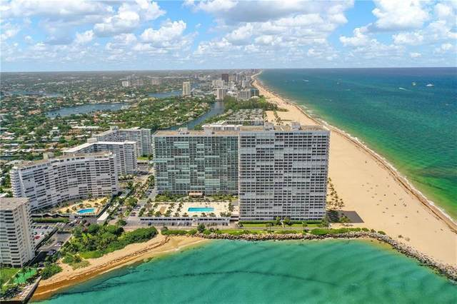 2100 S Ocean Ln #602, Fort Lauderdale, FL 33316 (#F10273565) :: Ryan Jennings Group