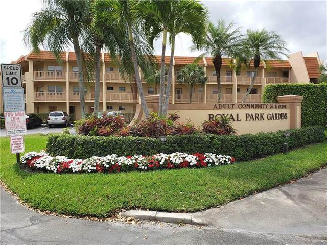 6700 Royal Palm Blvd 101D, Margate, FL 33063 (#F10273571) :: Signature International Real Estate