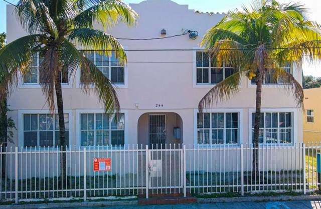 244 NW 34 ST, Miami, FL 33127 (MLS #F10273607) :: Berkshire Hathaway HomeServices EWM Realty