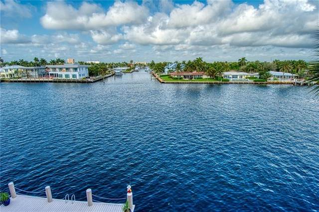 401 N Riverside Dr #406, Pompano Beach, FL 33062 (MLS #F10273615) :: Laurie Finkelstein Reader Team