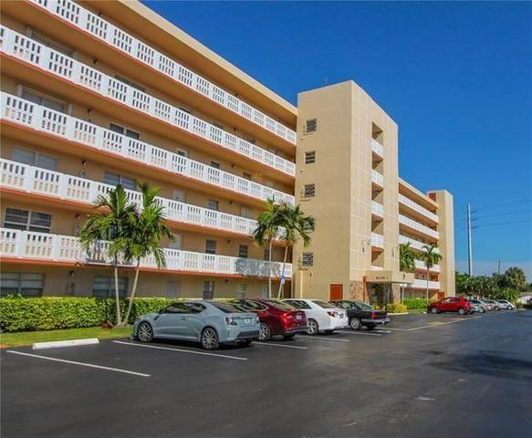 121 SE 3rd Ave #308, Dania Beach, FL 33004 (MLS #F10273639) :: Green Realty Properties