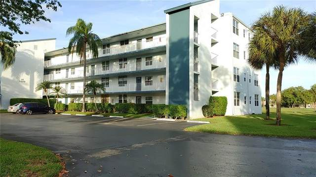 7620 NW 18th St #207, Margate, FL 33063 (#F10273690) :: Baron Real Estate