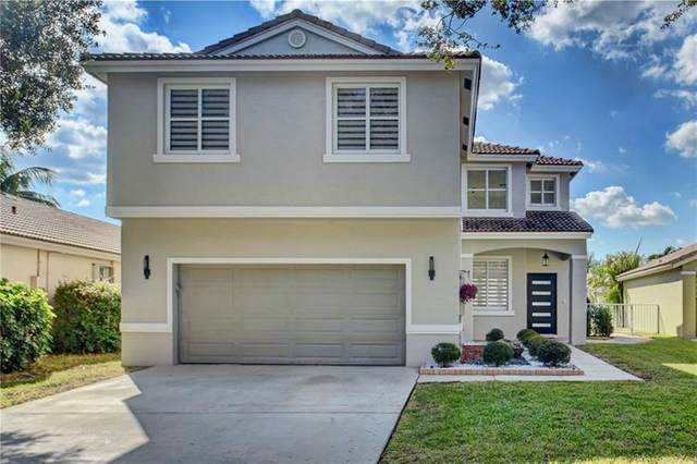 5436 NW 50th Ct, Coconut Creek, FL 33073 (MLS #F10273712) :: Miami Villa Group
