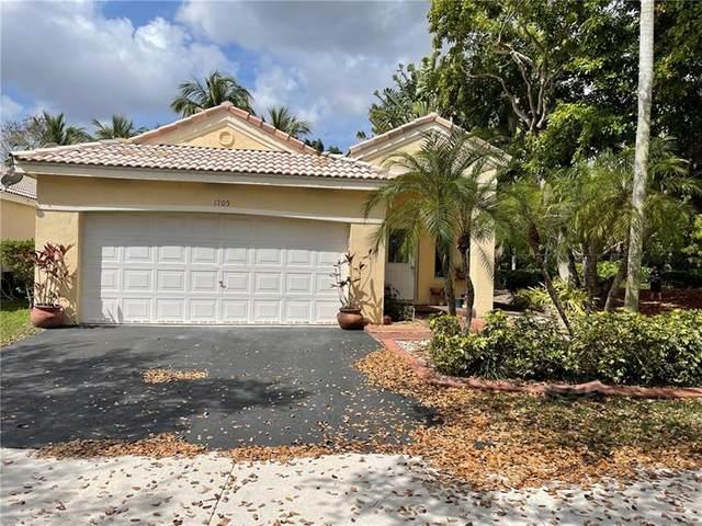 1705 Salerno Cir, Weston, FL 33327 (MLS #F10273716) :: Dalton Wade Real Estate Group