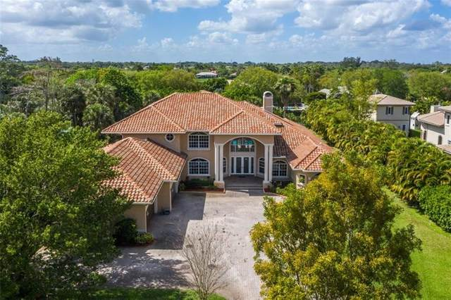 7175 NW 65th Ter, Parkland, FL 33067 (MLS #F10273726) :: The Paiz Group