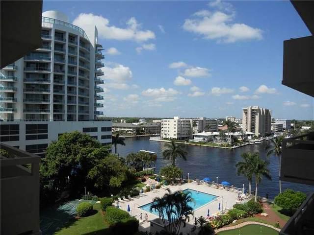 3233 NE 34th St #719, Fort Lauderdale, FL 33308 (MLS #F10273740) :: Dalton Wade Real Estate Group