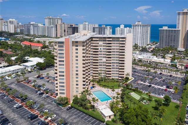 3300 NE 36th St #1219, Fort Lauderdale, FL 33308 (#F10273750) :: Posh Properties