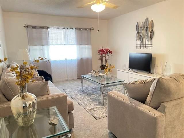 350 S Cypress Rd #523, Pompano Beach, FL 33060 (#F10273798) :: Posh Properties