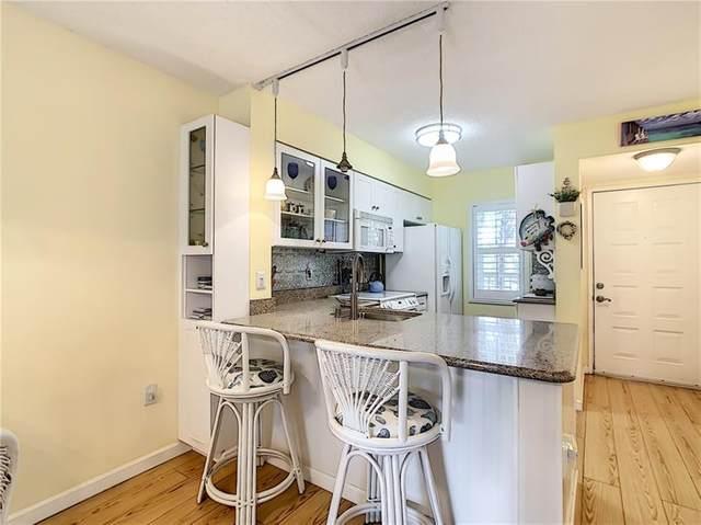 2236 N Cypress Bend Dr #304, Pompano Beach, FL 33069 (#F10273850) :: Posh Properties