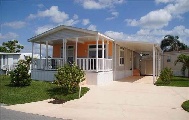 3061 W Marina Dr, Fort Lauderdale, FL 33312 (MLS #F10273885) :: Dalton Wade Real Estate Group