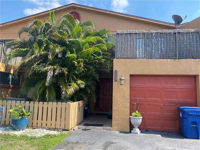 2754 NW 80TH Ave, Sunrise, FL 33322 (MLS #F10273897) :: Green Realty Properties