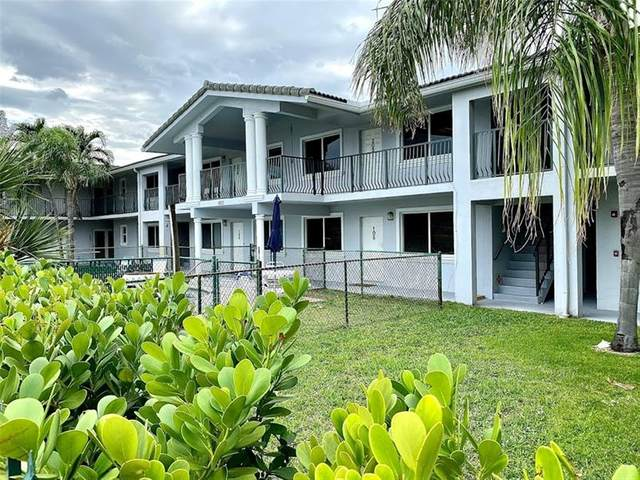 4001 NE 21st Ave #204, Fort Lauderdale, FL 33308 (MLS #F10273908) :: The Howland Group