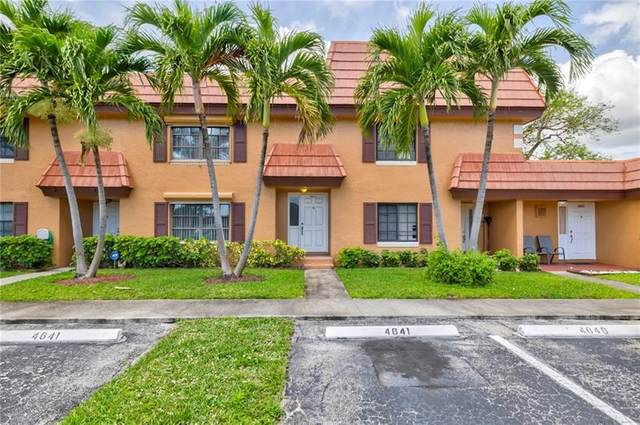 4641 NW 9th Ave #1, Deerfield Beach, FL 33064 (MLS #F10273925) :: Castelli Real Estate Services