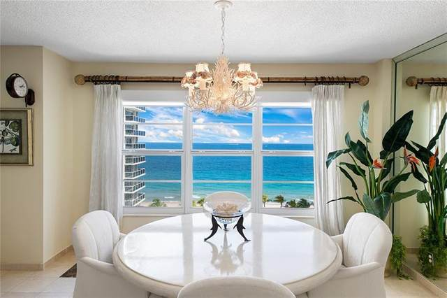 3500 Galt Ocean Dr #706, Fort Lauderdale, FL 33308 (#F10273959) :: The Rizzuto Woodman Team