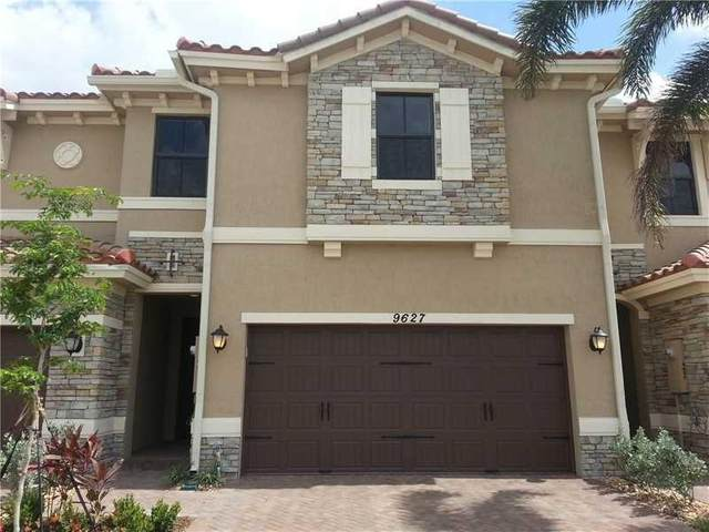 9627 Watercrest Isle #9627, Parkland, FL 33076 (MLS #F10273966) :: Castelli Real Estate Services