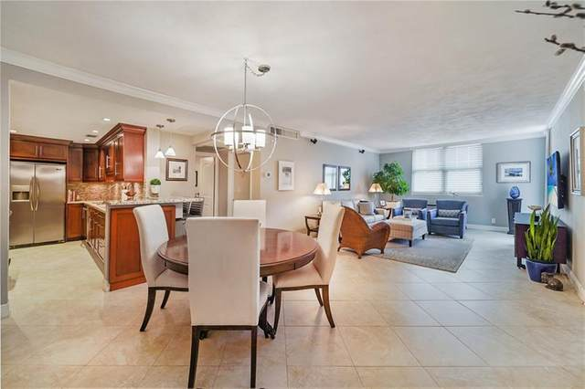 4250 Galt Ocean Dr 2B, Fort Lauderdale, FL 33308 (MLS #F10273972) :: The Paiz Group