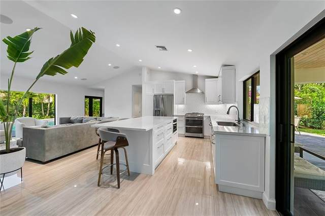 3404 Leigh Rd, Pompano Beach, FL 33062 (#F10274056) :: Posh Properties