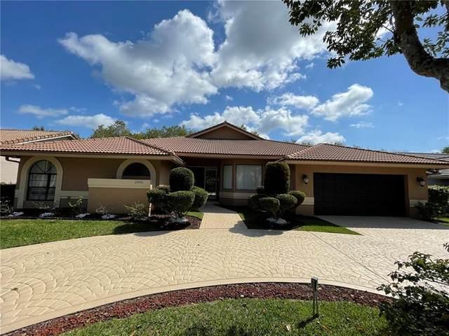 2001 Oakmont Ter, Coral Springs, FL 33071 (MLS #F10274076) :: GK Realty Group LLC
