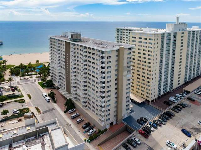 133 N Pompano Beach Blvd #103, Pompano Beach, FL 33062 (MLS #F10274082) :: GK Realty Group LLC