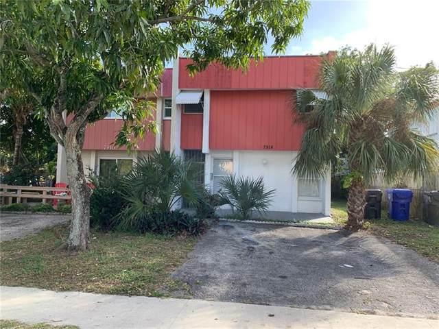 7914 SW 9TH ST, North Lauderdale, FL 33068 (#F10274084) :: Ryan Jennings Group