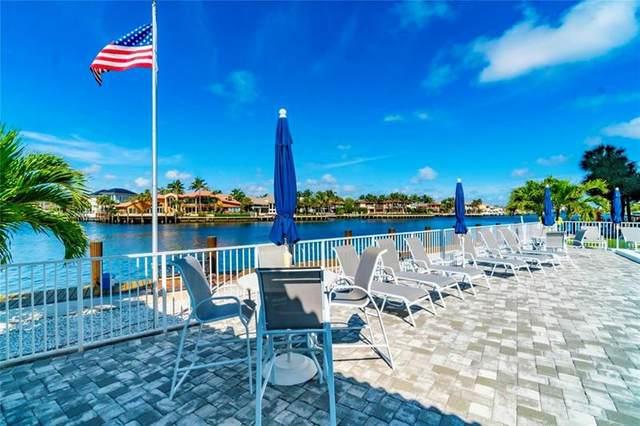 3114 S Ocean Blvd #207, Highland Beach, FL 33487 (#F10274096) :: Posh Properties