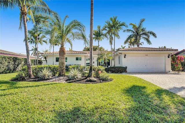 2160 NE 55th Ct, Fort Lauderdale, FL 33308 (MLS #F10274124) :: GK Realty Group LLC
