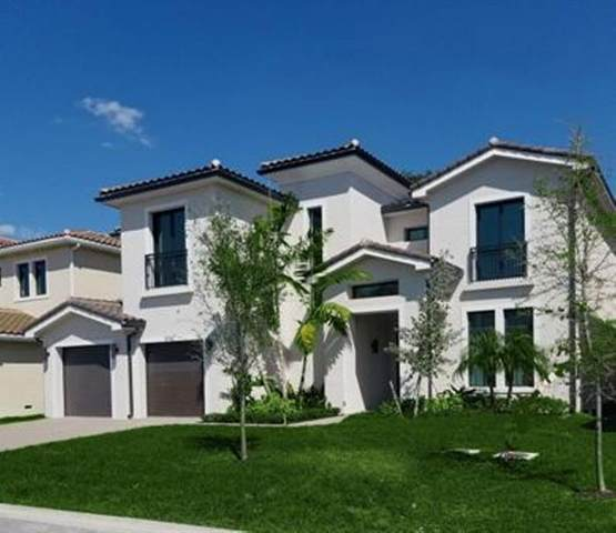 5744 Ashwood Cir, Hollywood, FL 33312 (MLS #F10274158) :: GK Realty Group LLC