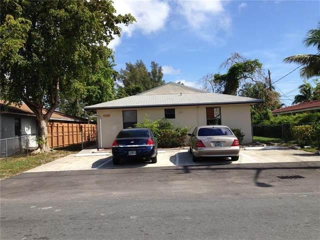 125 NE 6th St, Pompano Beach, FL 33060 (MLS #F10274159) :: GK Realty Group LLC