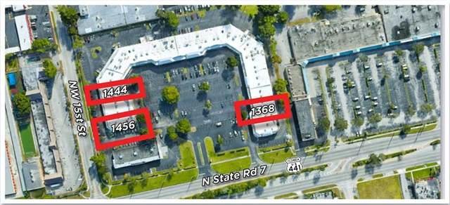 1360-1454 N State Road 7 #1456, Margate, FL 33063 (MLS #F10274208) :: Berkshire Hathaway HomeServices EWM Realty