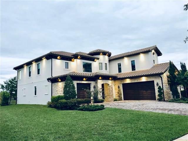 8159 Bradford Way, Parkland, FL 33076 (MLS #F10274209) :: Castelli Real Estate Services