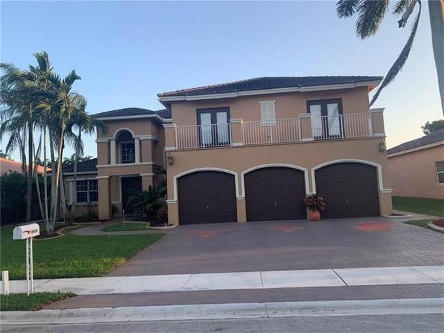 15978 SW 3rd St, Pembroke Pines, FL 33027 (MLS #F10274220) :: Laurie Finkelstein Reader Team