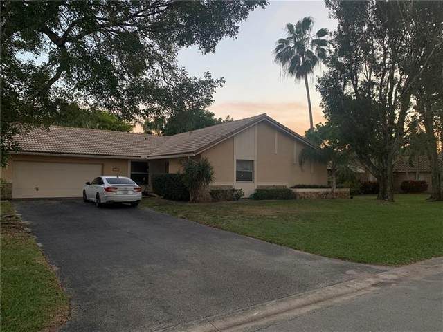 10724 NW 19th St, Coral Springs, FL 33071 (#F10274225) :: Treasure Property Group