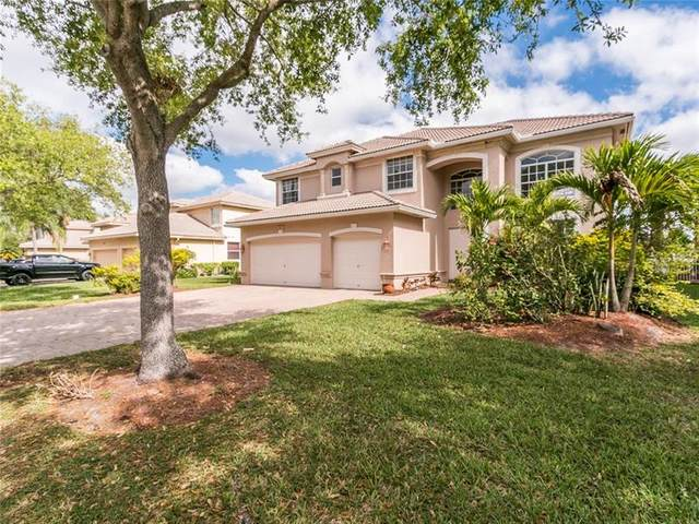 5801 NW 54  Circle, Coral Springs, FL 33067 (MLS #F10274226) :: Castelli Real Estate Services