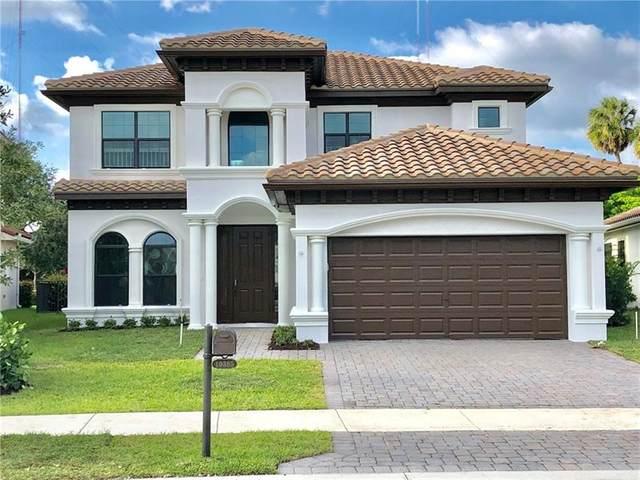 10385 Cameilla St, Parkland, FL 33076 (MLS #F10274233) :: Castelli Real Estate Services