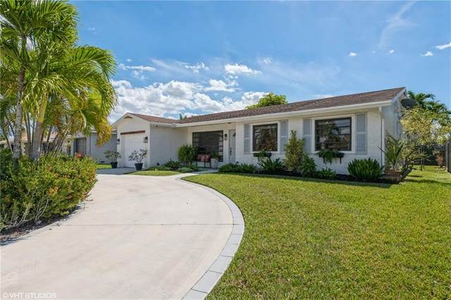 11730 NW 40TH PL, Sunrise, FL 33323 (MLS #F10274236) :: Castelli Real Estate Services