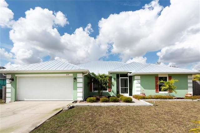 3242 SW Crumpacker Street, Port Saint Lucie, FL 34953 (MLS #F10274248) :: Castelli Real Estate Services