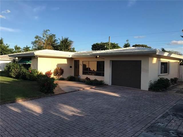 1644 Poinsettia Drive, Fort Lauderdale, FL 33305 (#F10274254) :: Treasure Property Group